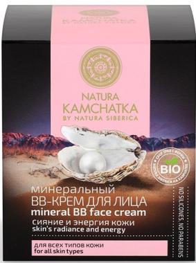 BB-крем минеральный для лица