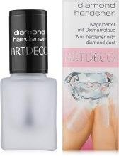 Засіб для зміцнення нігтів з алмазним пилом - Artdeco Diamond Hardener — фото N1