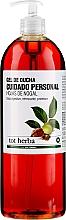 Духи, Парфюмерия, косметика Гель для душа - Tot Herba Shower Gel Intimate Hygiene Walnut