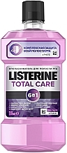 Парфумерія, косметика Ополіскувач для порожнини рота - Listerine Total Care