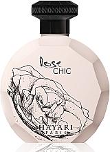 Духи, Парфюмерия, косметика Hayari Rose Chic - Парфюмированная вода (тестер без крышечки)