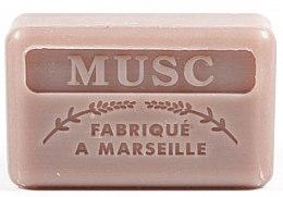 "Духи, Парфюмерия, косметика Марсельское мыло ""Мускус"" - Foufour Savonnette Marseillaise Musc"