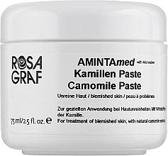 Духи, Парфюмерия, косметика Лечебная анти-акне паста с микро-серебром для локального нанесения на ночь - Rosa Graf Amintamed