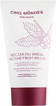 Лосьон увлажняющий для тела - Cinq Mondes Body Nectar from Brazil — фото N2
