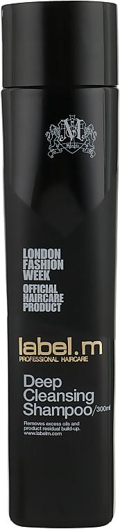 Шампунь Глубокая очистка - Label.m Cleanse Professional Haircare Deep Cleansing Shampoo