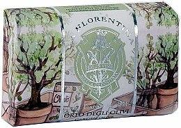 """Духи, Парфюмерия, косметика Мыло """"Оливковые сады"""" - La Florentina Garden Olive Bath Soap"""