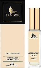 Духи, Парфюмерия, косметика Landor Alternative Choice - Парфюмированная вода (мини)