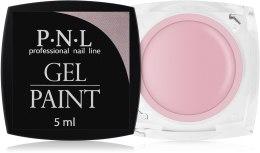 Духи, Парфюмерия, косметика Гель-краска - PNL Professional Nail Line Gel Paint GP-5