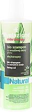 Духи, Парфюмерия, косметика Био-шампунь для чувствительной кожи головы с конопляным маслом - Farmona Nivelazione Skin Therapy Natural Bio Szampon