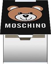 """Зеркало прямоугольное """"Moschino"""" черно-коричневое - Rapira — фото N2"""
