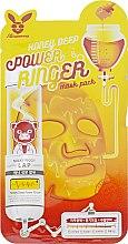 Духи, Парфюмерия, косметика Маска-лифтинг Медовая - Elizavecca Face Care Honey Deep Power Ringer Mask Pack