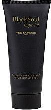 Духи, Парфюмерия, косметика Ted Lapidus Black Soul Imperial - Бальзам после бритья