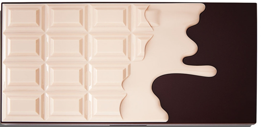 Палетка теней для век, 18 оттенков - I Heart Revolution Chocolate Palette