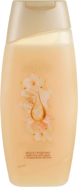 """Гель для душа """"Мёд и гардения"""" - Avon Senses Precious Shower Oils"""
