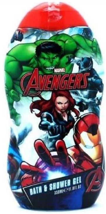 Marvel Avengers - Шампунь-гель для душа