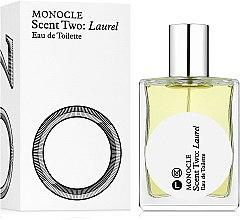 Духи, Парфюмерия, косметика Comme des Garcons Monocle Scent Two: Laurel - Туалетная вода