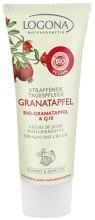 Духи, Парфюмерия, косметика Подтягивающий дневной крем для лица - Logona Pomegranate Firming Day Care Cream