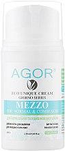 Духи, Парфюмерия, косметика Крем дневной для нормальной и комбинированной кожи - Agor Mezzo Day Face Cream