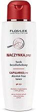 Духи, Парфюмерия, косметика Тоник с экстрактом конского каштана - Floslek Dilated Capillaries Line Alcohol-Free Toner pH 5,5