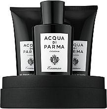 Парфумерія, косметика Acqua Di Parma Colonia Essenza - Набір (edc 100ml + s/g 75ml + asb 75ml)