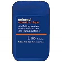 Духи, Парфюмерия, косметика Пищевая добавка с витамином С для нормального функционирования иммунной системы - Orthomol Vitamin C Depo