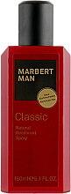 Духи, Парфюмерия, косметика Натуральный дезодорант-спрей - Marbert Man Classic Natural Deodorant Spray