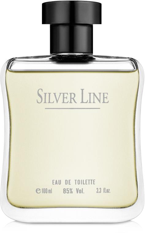 Sterling Parfums Silver Line - Туалетная вода