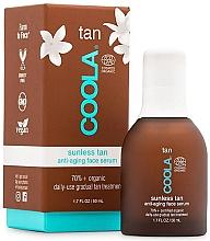 Духи, Парфюмерия, косметика Сыворотка для лица - Coola Sunless Tan Anti-Aging Face Serum