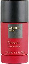 Духи, Парфюмерия, косметика Дезодорант-стик от запаха - Marbert Man Classic Deodorant Stick