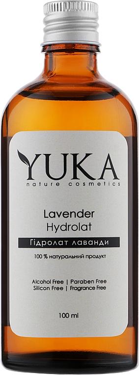 Гидролат лаванды - Yuka Hydrolat Lavender