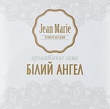 "Духи, Парфюмерия, косметика Ароматическое саше ""Белый ангел"" - Jean Marie"