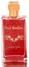 Духи, Парфюмерия, косметика Paul Emilien Chaleur Gitane - Парфюмированная вода
