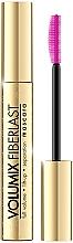 Духи, Парфюмерия, косметика Тушь для ресниц увеличивающая объем - Eveline Cosmetics Volumix Fiberlast Mascara