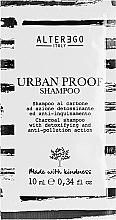 Духи, Парфюмерия, косметика Шампунь с углем для всех типов волос - Alter Ego Urban Proof Shampoo (пробник)