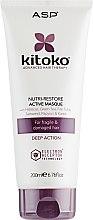 Маска восстанавливающая - Affinage Kitoko Nutri Restore Active Masque — фото N2