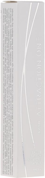 Avon Attraction One Fresh - Парфюмированная вода (мини)