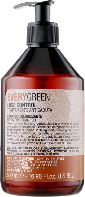 Шампунь против выпадения волос - Dikson EG Energizzante Shampoo