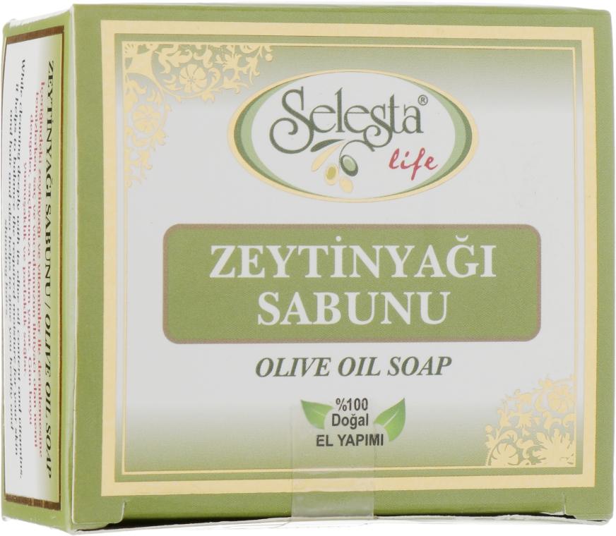 Мыло с оливковым маслом - Selesta Life