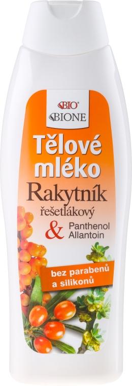 Молочко для тела - Bione Cosmetics Sea Buckthorn Milk