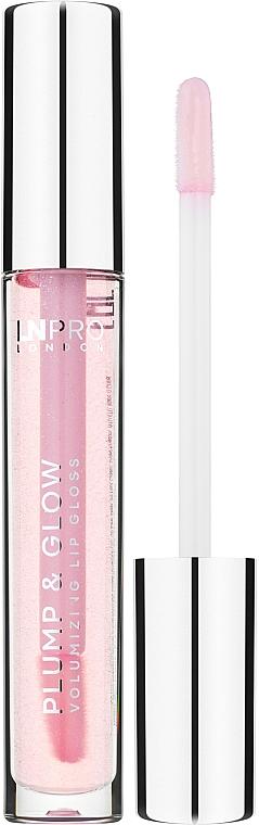 Блеск для губ - LN Pro Plump and Glow Volumizing Lip Gloss