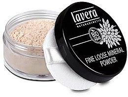 Духи, Парфюмерия, косметика Пудра для лица - Lavera Fine Loose Mineral Powder