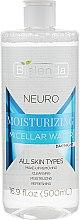 Духи, Парфюмерия, косметика Мицеллярная вода - Bielenda Neuro Moisturizing Micellar Water
