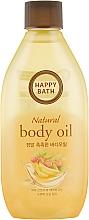 Духи, Парфюмерия, косметика Увлажняющее масло для тела - Happy Bath Natural Body Oil Real Moisture