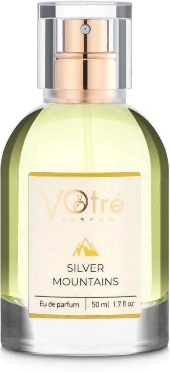 Votre Parfum Silver Mountains - Парфюмированная вода