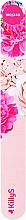 Парфумерія, косметика Пилочка для нігтів пряма, паперова, рожева - KillyS Blooming Pastel Paper