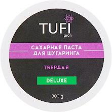 "Парфумерія, косметика Цукрова паста для шугарінга ""Тверда"" - Tufi Profi Deluxe"