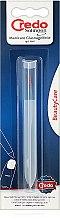 Духи, Парфюмерия, косметика Пилочка для ногтей стеклянная 140 мм, 21010 - Credo Solingen