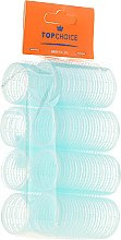 """Бигуди-липучки для волос """"Velcro"""" диаметр 28мм, 8шт, 0287 - Top Choice — фото N1"""