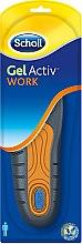 Духи, Парфюмерия, косметика Стельки для активной работы - Scholl GelActiv Work Men