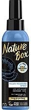 Духи, Парфюмерия, косметика Спрей для волос с кокосовым маслом - Nature Box Coconut Oil Milky Moisture Spray